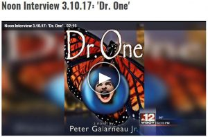 Noon News Interview with Peter Galarneau Jr.
